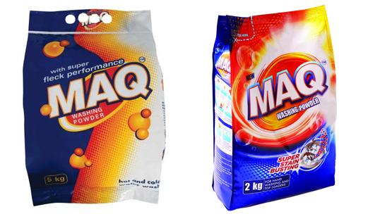 MAQ Detergent Powder Dealers in Zambia | MAQ Detergent